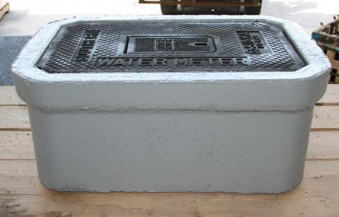 Class B Concrete Meter Box